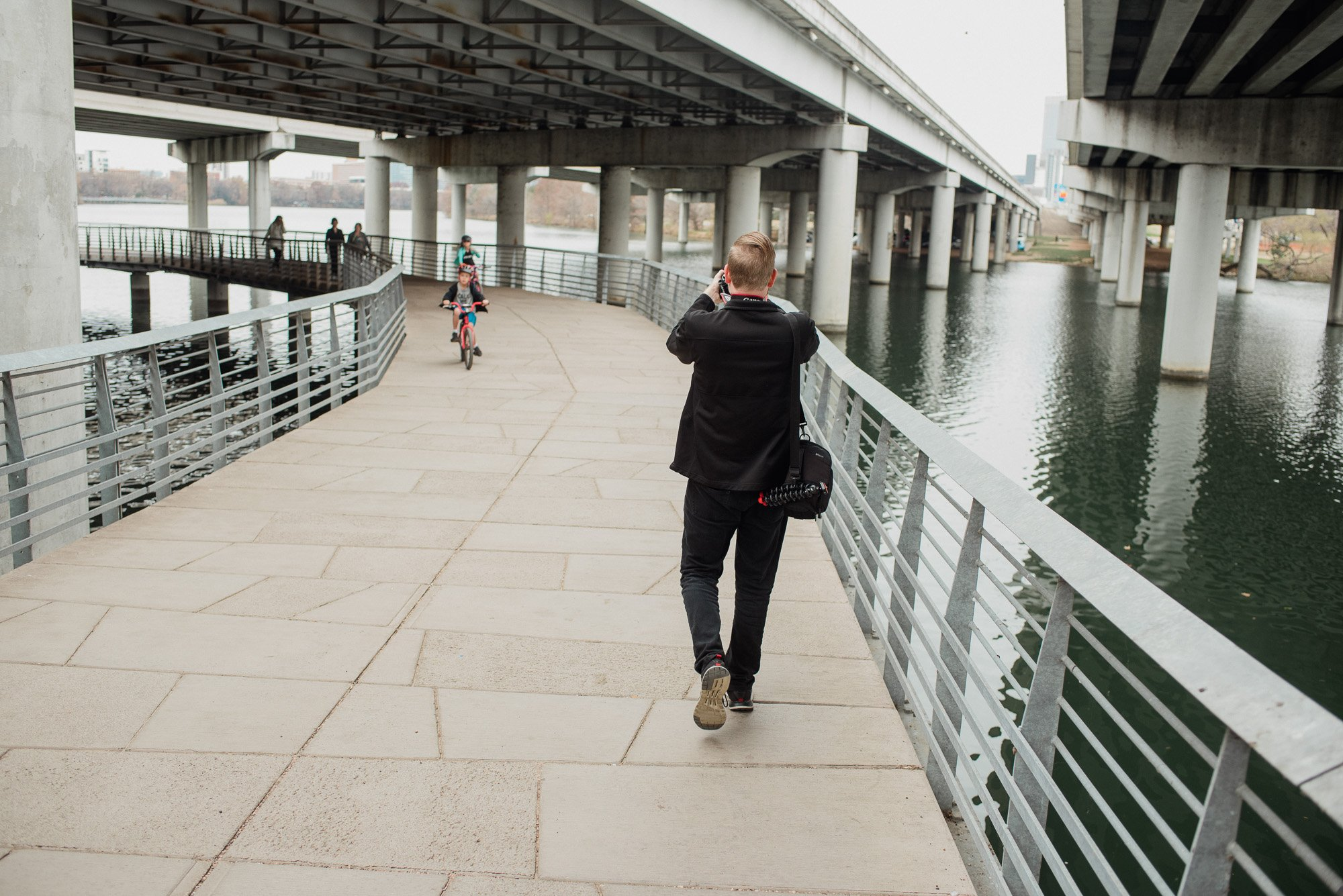 town lake boardwalk proposal ideas