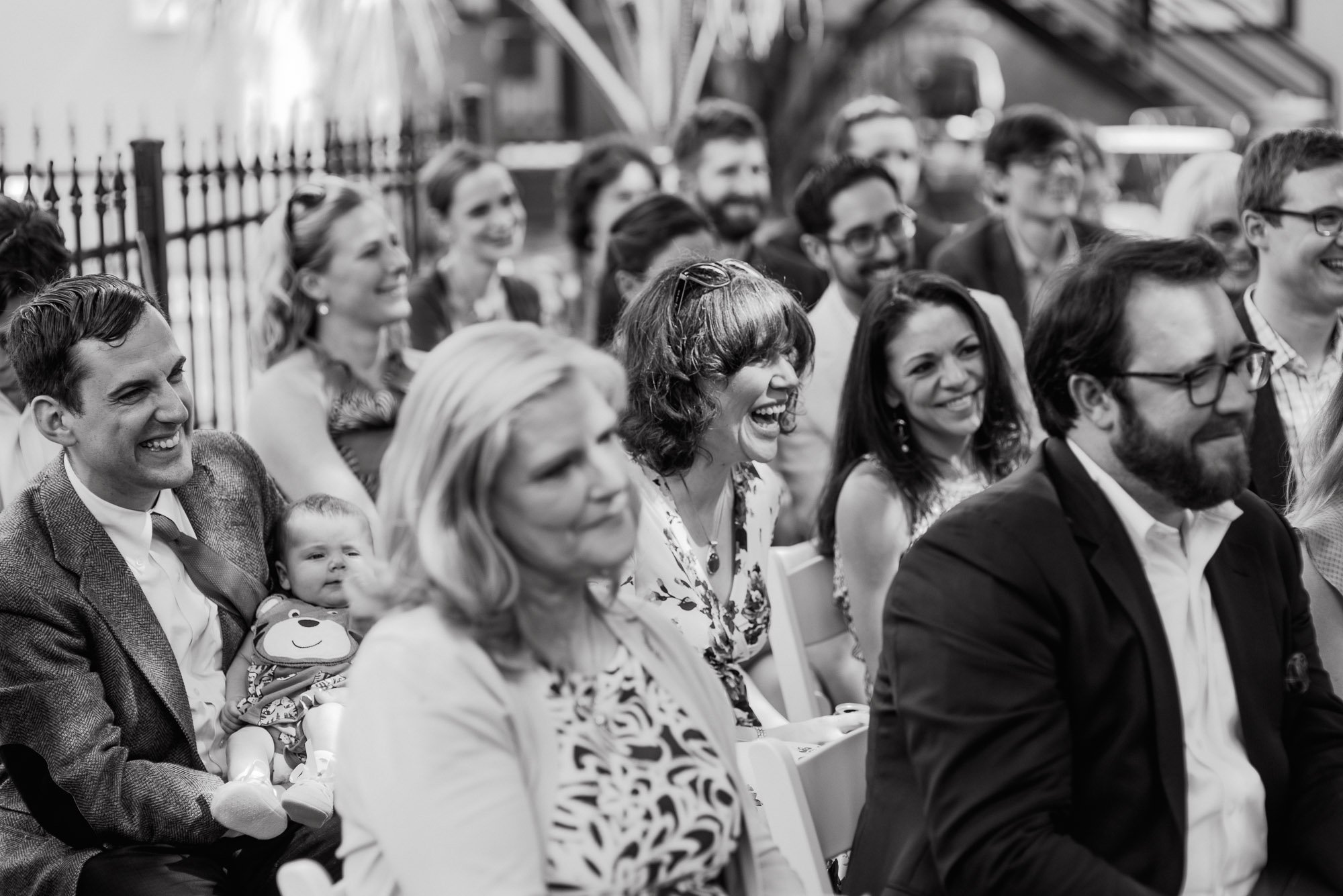 candid wedding photography at a backyard DIY wedding in San Antonio texas
