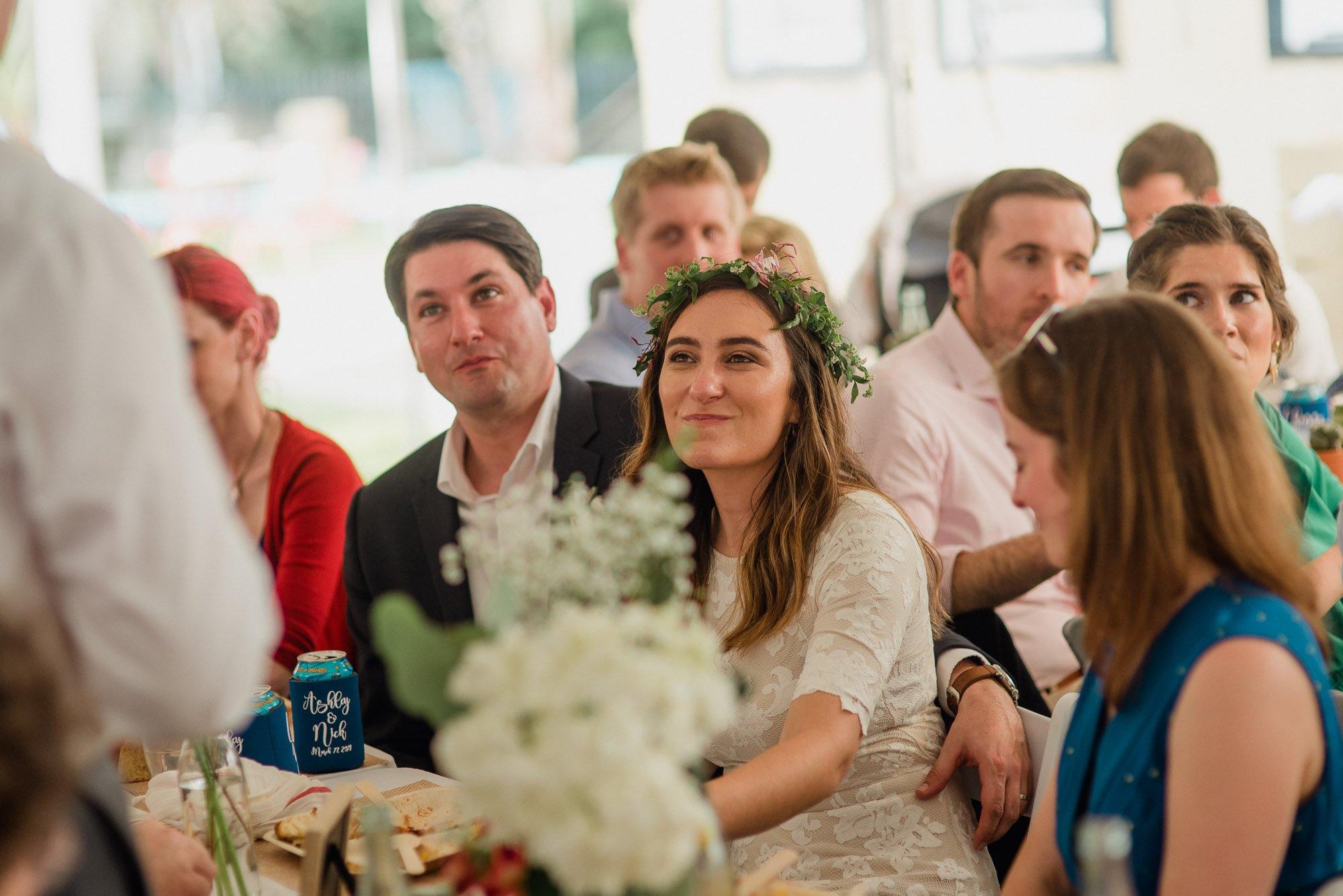 king william manor wedding toasts