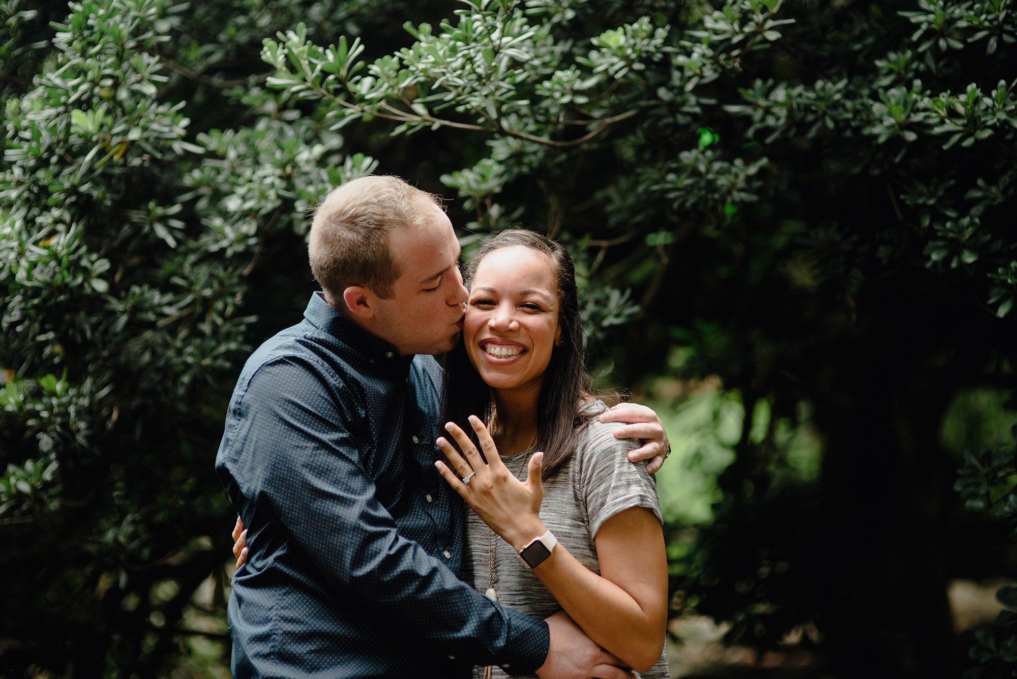 austin proposal photography, austin proposal photographers, zilker botanical garden proposal portraits