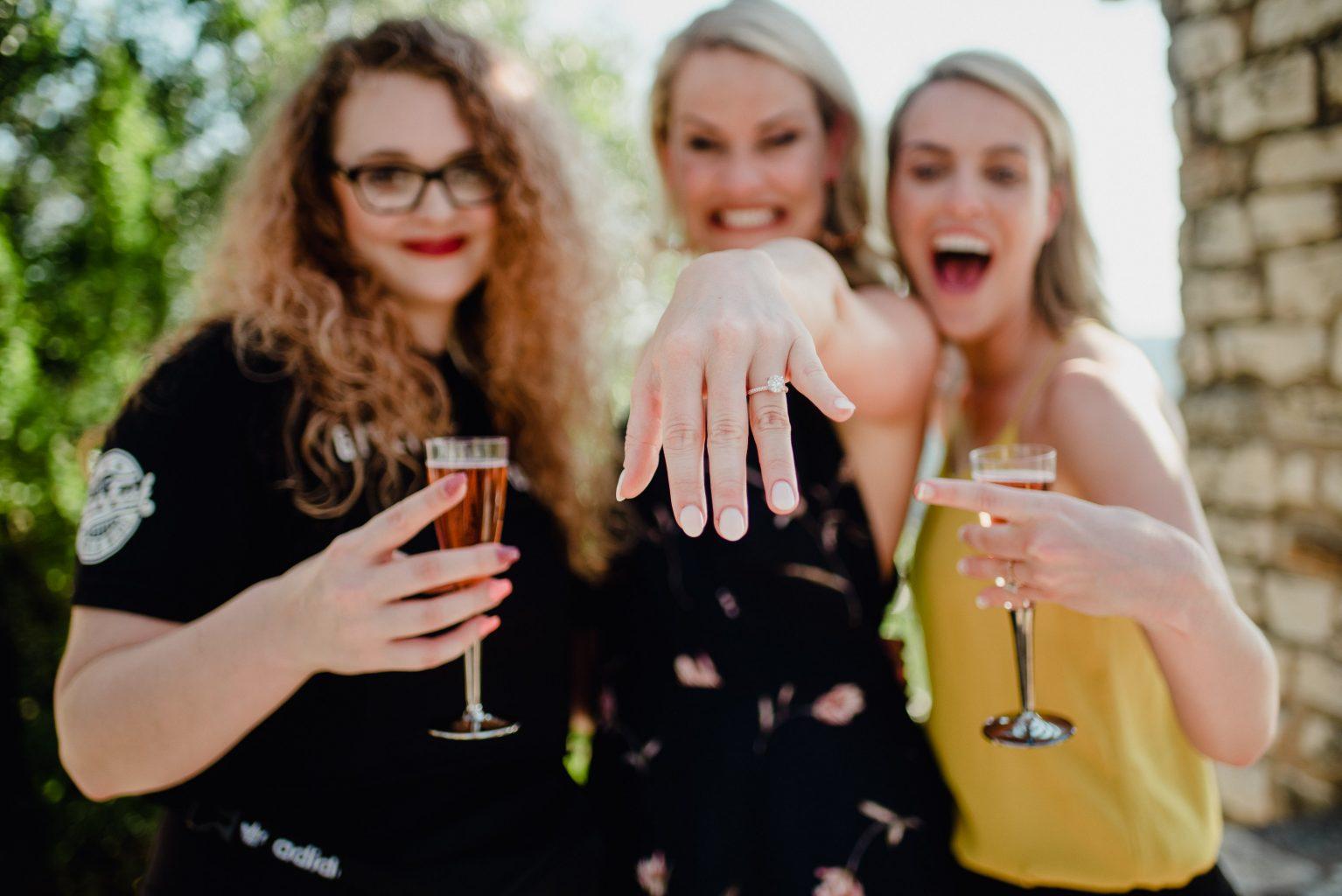 austin surprise proposal photographer,