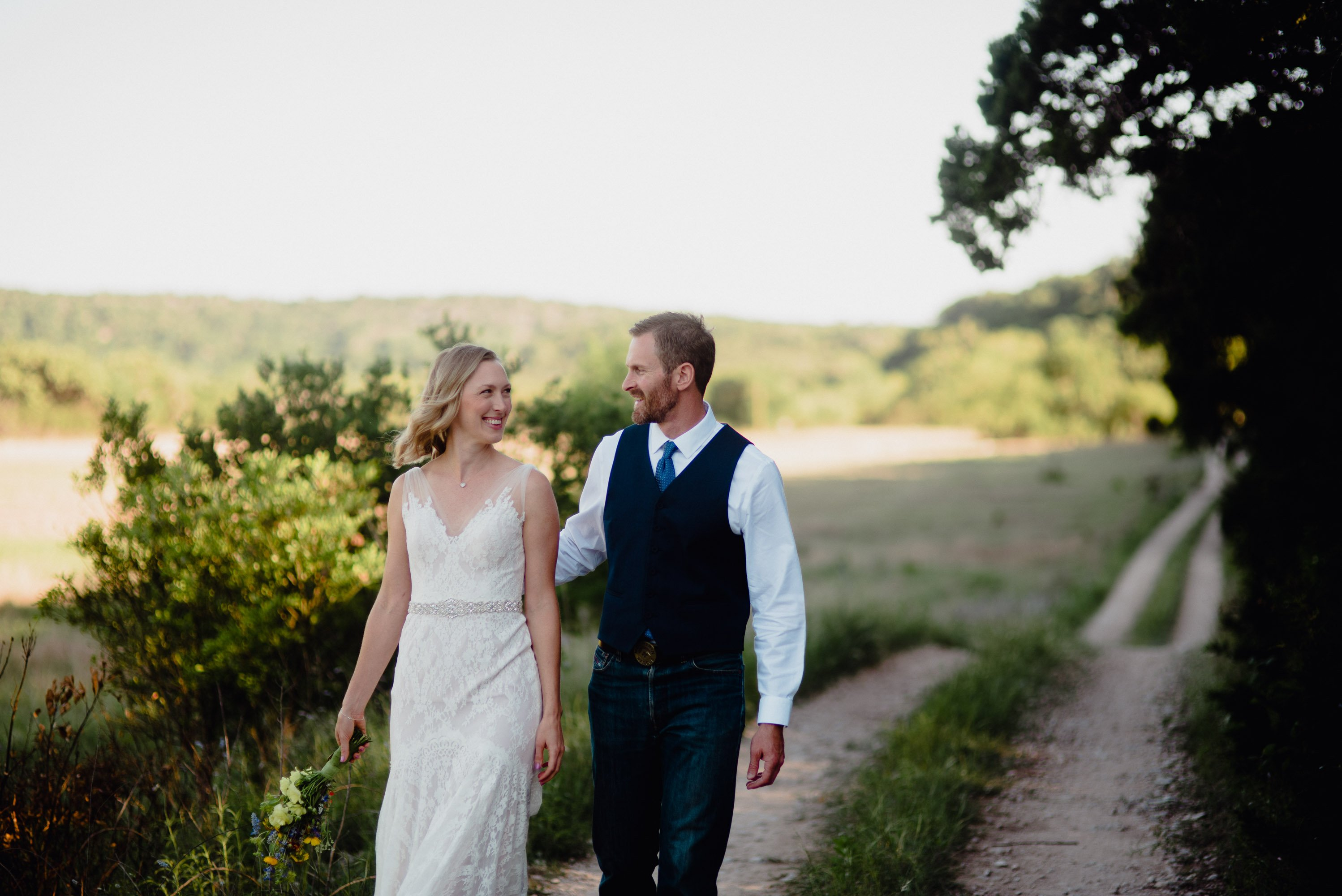 garner state park wedding photography