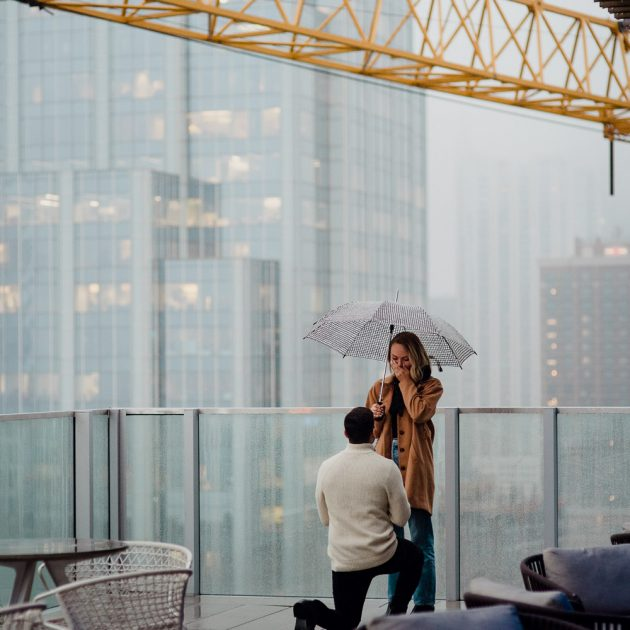 downtown austin proposal, austin rooftop proposal ideas, where to propose in downtown austin