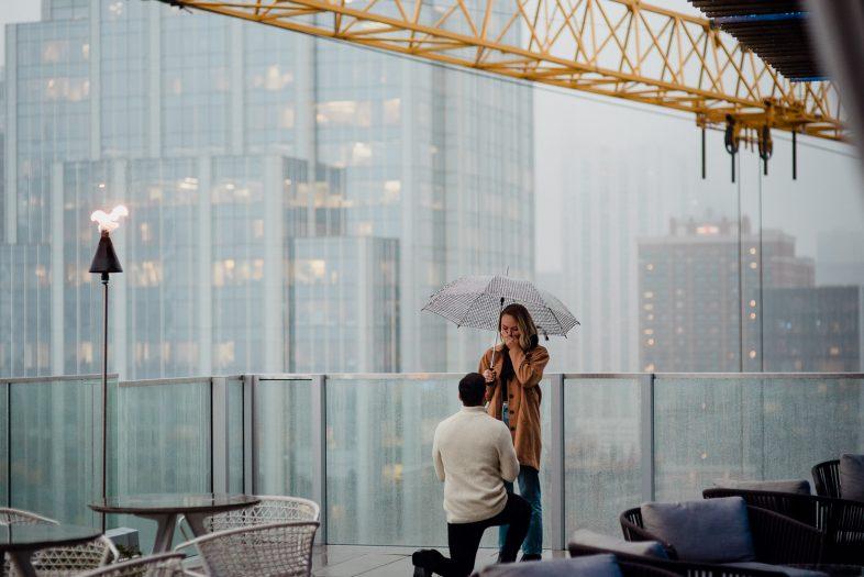 downtown austin proposal, austin rooftop proposal ideas, where to propose in downtown austin