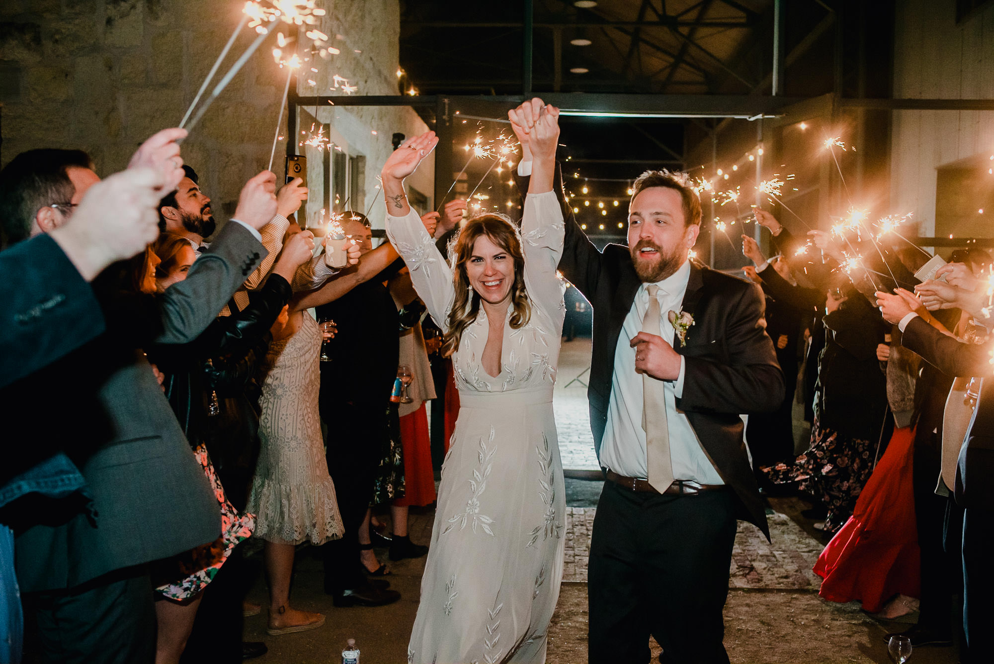 austin wedding photographer for creative and DIY couples